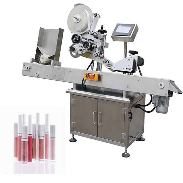 10ml samolepicí etiketovací stroj s malou kulatou lahví