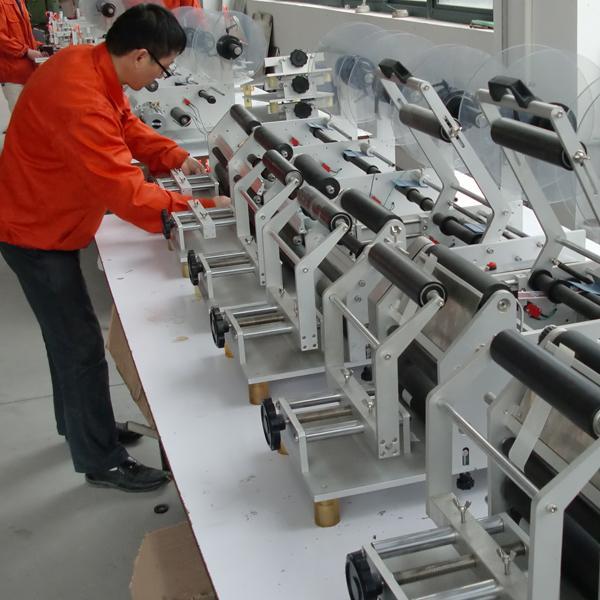 Omron etiketa skladem elektrické oko automatický etiketovací stroj kosmetika lahvička etikety