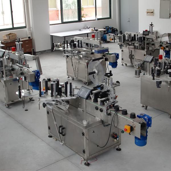 Vysoce přesný oboustranný samolepicí automatický etiketovací stroj CE certifikace