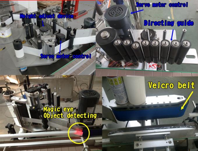 stroj na nanášení etiket s certifikátem CE na lahve na pivo siemens PLC automatic