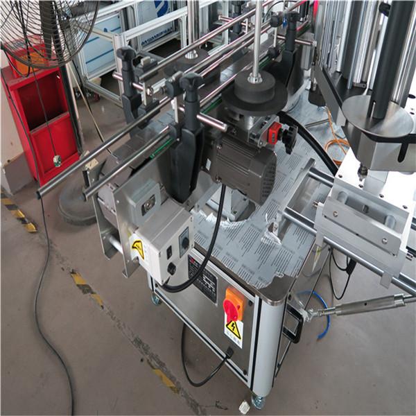 Stroj na označování kulatých lahví o výkonu 1 500 W pro nápoje / potraviny / chemikálie