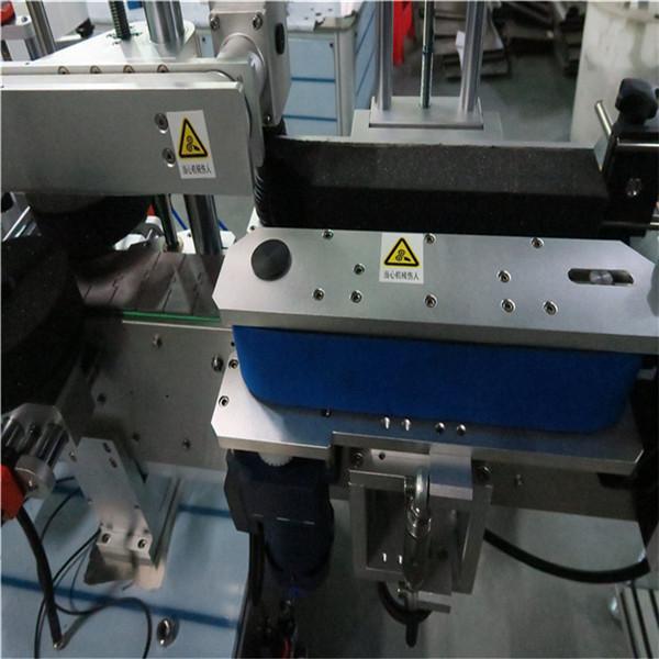 Denní lahve Přední a zadní etiketovací stroj, Jar etiketovací stroj
