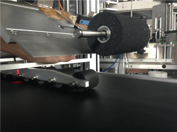 Vysokorychlostní válečky Horní samolepka Štítek stroje Krokové ovládání motoru