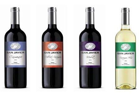 Automat na etiketování lahví na džus / víno, automatický etiketovací stroj