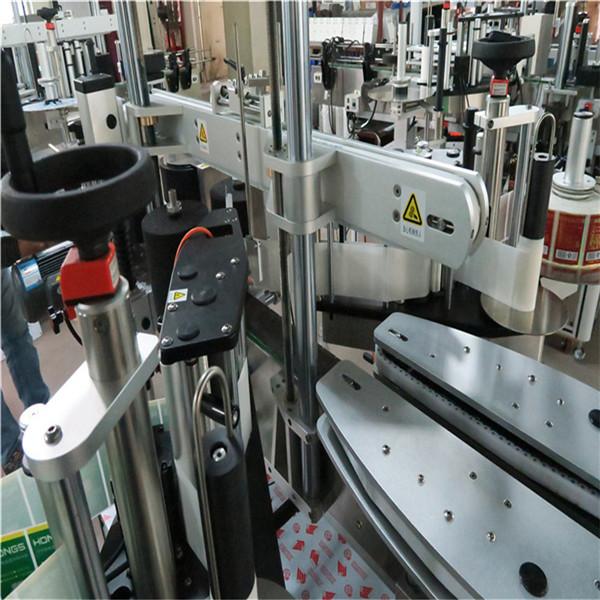 Stabilní automatický štítkovací stroj bez vrásek Deska z hliníkové slitiny o tloušťce 30 mm