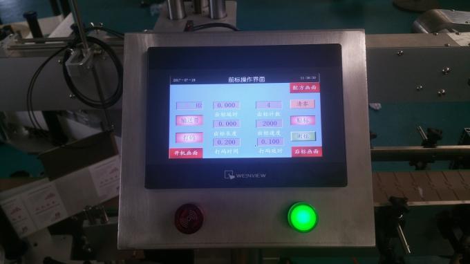 Automatický štítkovací stroj na skleněné láhve, stroj na štítky štítků