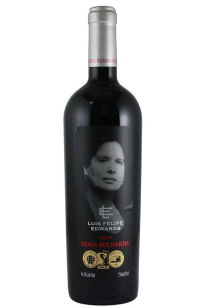 Aplikátor etiket na lahve na víno Luis Felipe Edwards, oboustranný lepicí etiketovací stroj