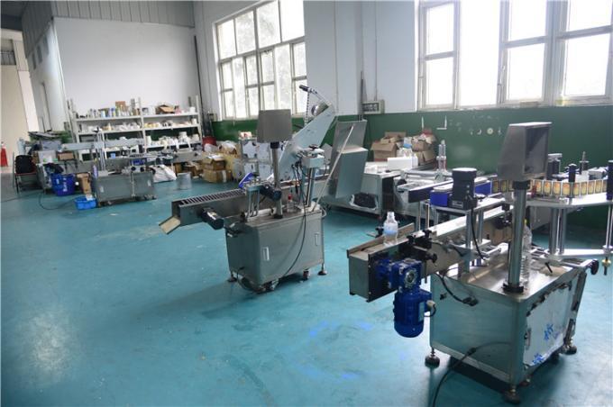 Profesionální etiketovací stroj na lahve pro výrobce vysoké kvality