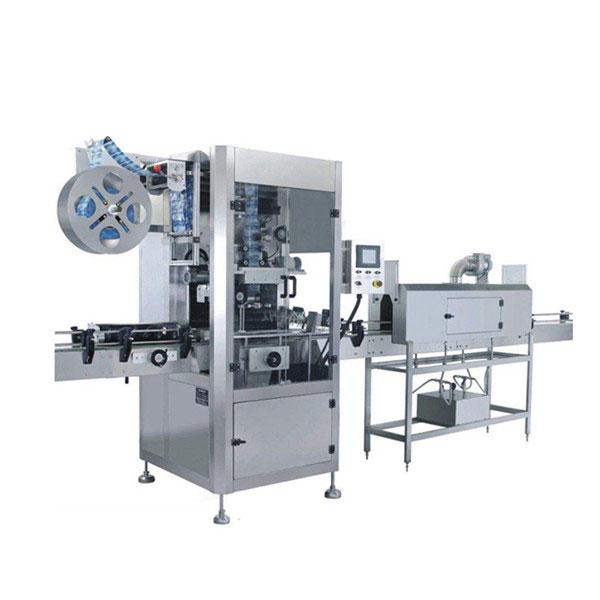 Stroj na označování štítků se smršťovacím pouzdrem 5,5 KW
