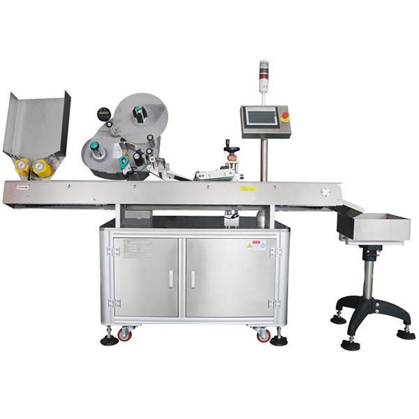 60-500 ks Ekonomický automatický farmaceutický lahvičkový etiketovací stroj