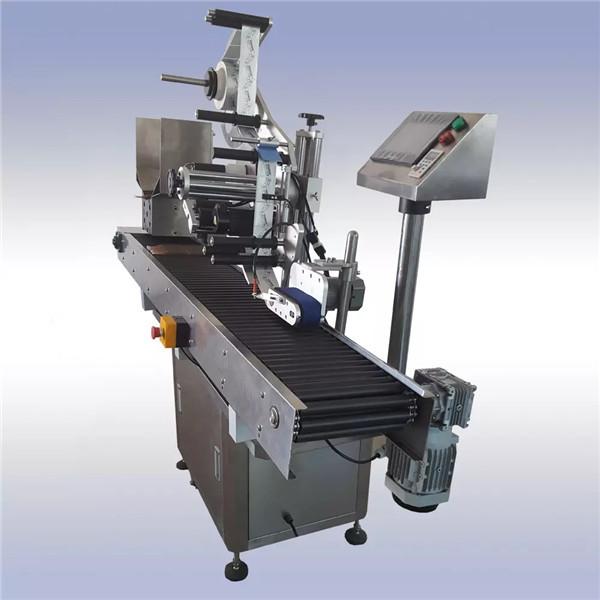 Lepicí automatický štítkovací stroj dovezený do řízení motoru