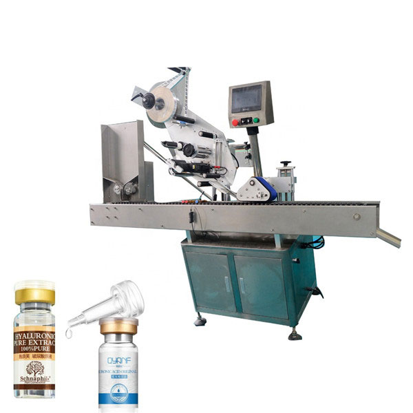 Průmyslová etiketovačka z hliníkové slitiny Opp pro kulatou láhev