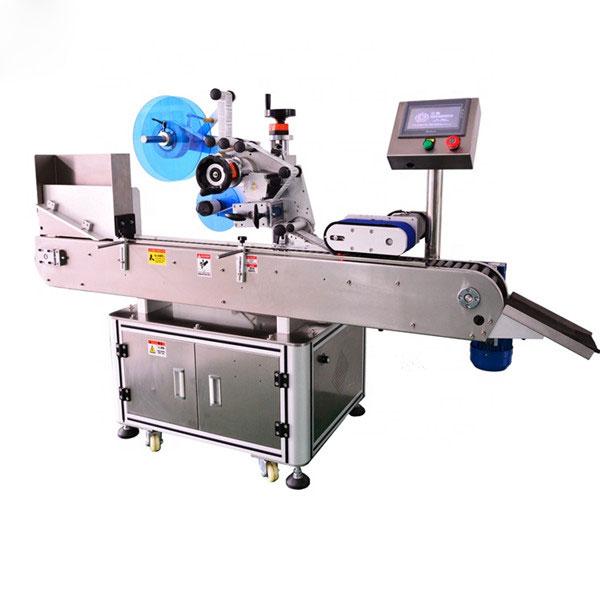 Automatický popisovač lahví Vysoký standard pro kapalnou láhev E.