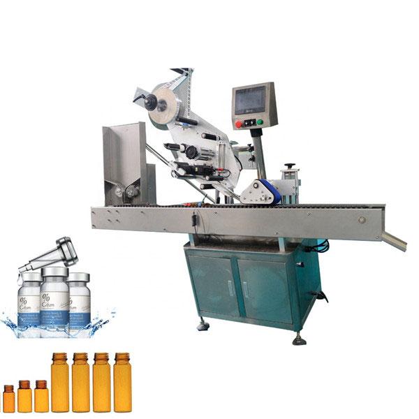 Automatický etiketovací stroj na žvýkačky pro 10ml malou kulatou lahvičku