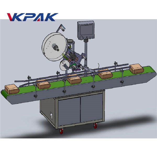 Automatický topný štítkovací stroj