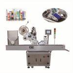 Stroj na označování lahviček s automatickou omáčkou pro označování kulatých lahví