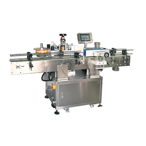 Automatický stroj na označování vína servomotorem