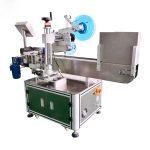 Automatický popisovač lahviček Horizontální etiketovací stroj z hliníkové slitiny