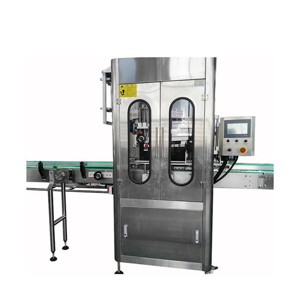 Stroj na označování etiket smršťovacích rukávů z nerezové oceli