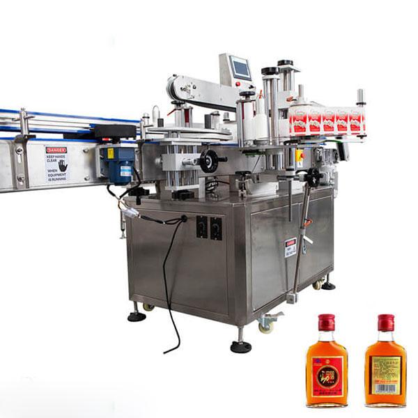 Prodej strojů na oboustranné lepení a označování