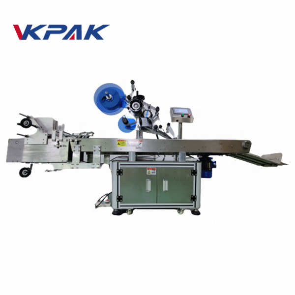 Plně automatický stroj na značení sáčků s plochým povrchem