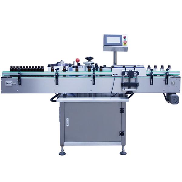 Samolepicí etiketovací stroj na skleněné lahve, etiketovací stroj na skleněné nádoby