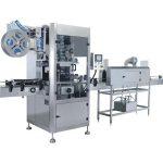 Stroj na označování za tepla smršťovacími rukávy s certifikací smršťovacího tunelu ISO 9001