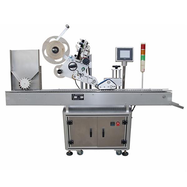 Vysoce přesný štítkovací štítkovací stroj pro farmaceutický průmysl