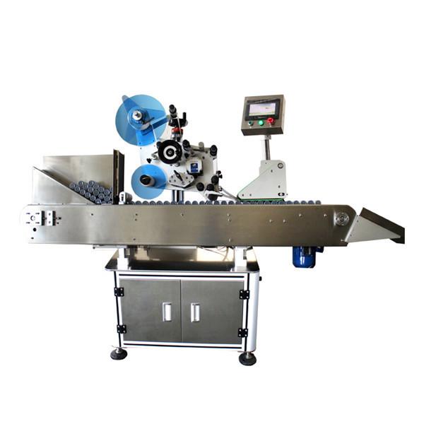 Vysokorychlostní průmyslový etiketovací stroj na lahvičky