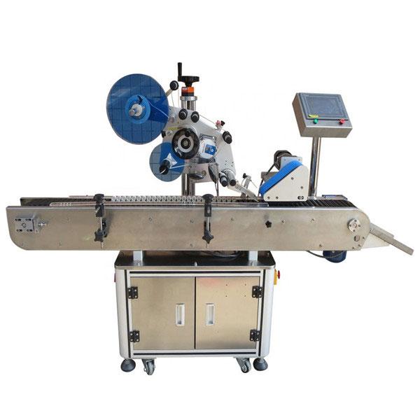 Vysokorychlostní automatický etiketovací stroj na lahvičky s penicilinem Sus304 Economy