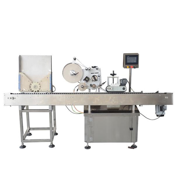 Vysokorychlostní etiketovací stroj na lahvičky