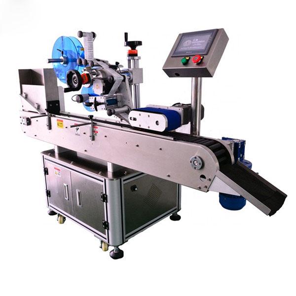 Inteligentní ovládání 10ml horizontální etiketovací stroj s malou lahví