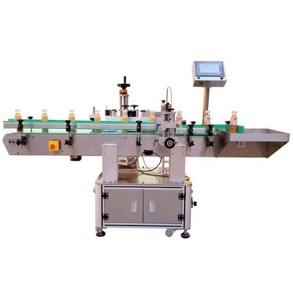 Typ štítkovacího stroje jednostranný