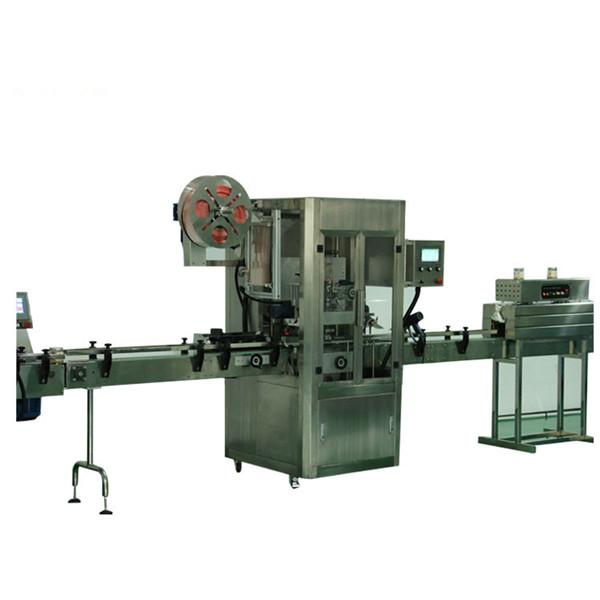 Stroj na označování etiket s min. Plechovkou pro PET lahve