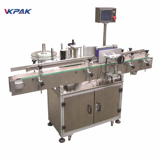 Nesuché lepidlo, dřevěné pouzdro, etiketovací stroj na exportní balení