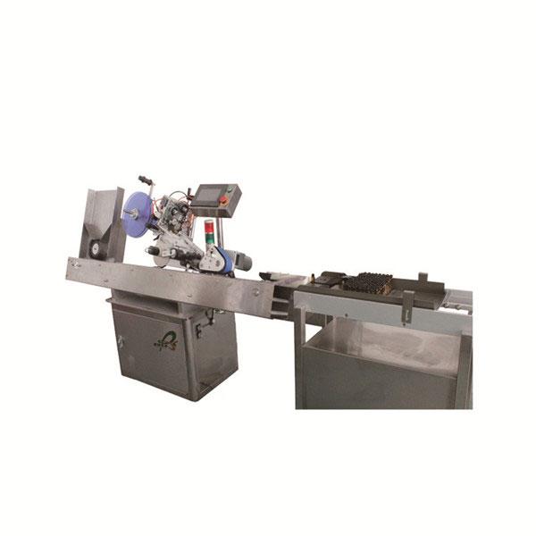 Etiketovací stroj na lahvičky s orální lahví z ušlechtilé oceli na zakázku