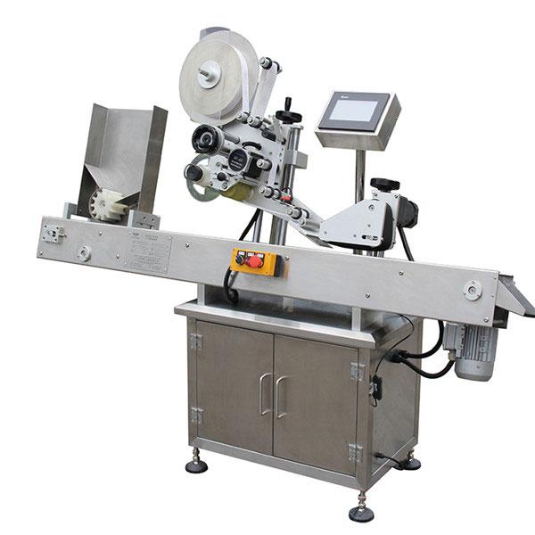Stroj na nanášení štítků s dotykovou obrazovkou PLC