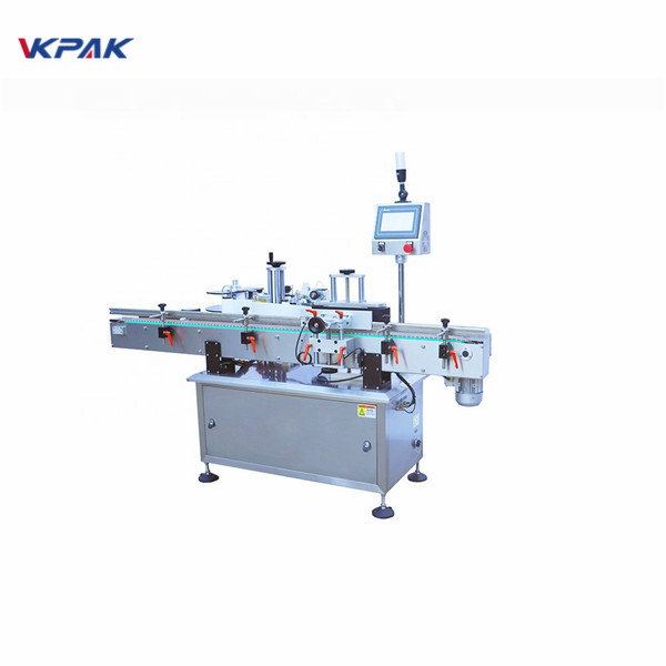 Balicí stroj na balení kulatých lahví tovární cena