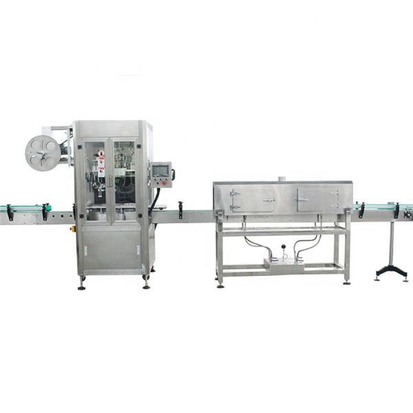 Vysokorychlostní etiketovací stroj na plastové kelímky s parním generátorem