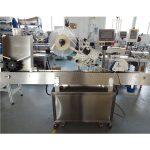 Plc Control Economy Automatická lahvička Horizontální etiketovací stroj pro mini láhev
