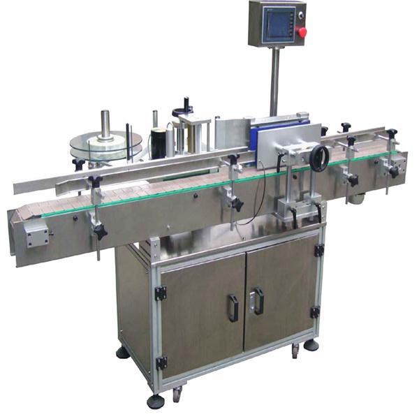 Samolepicí etiketovací stroj na plastovou láhev s mazlíčkem