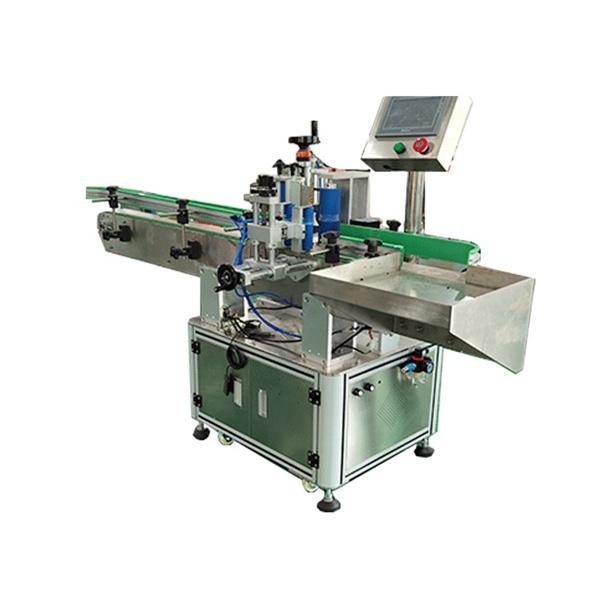 Automatický etiketovací stroj na hranaté a kulaté lahve