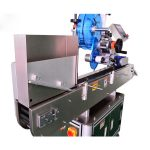Etiketovací stroj na štítky na lahvičky z nerezové oceli pro ampule / lahvičku s orální tekutinou