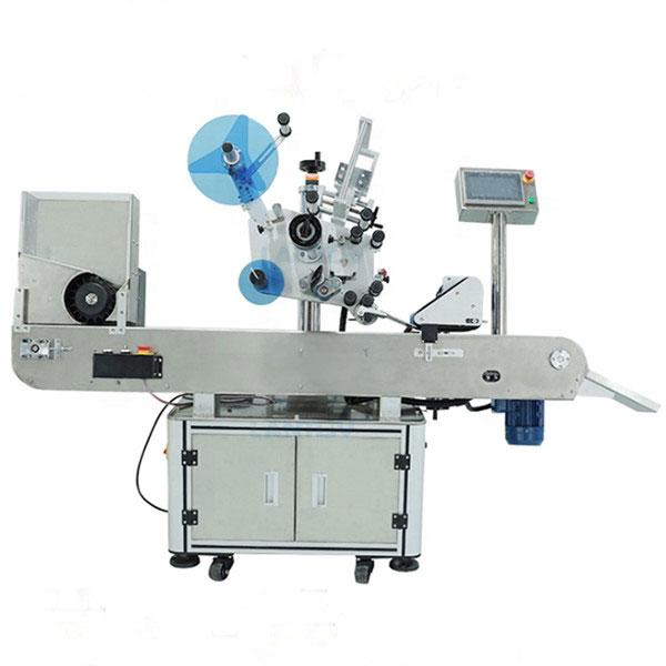 Lahvičkový průmyslový etiketovací stroj pro lahve na orální tekutinu