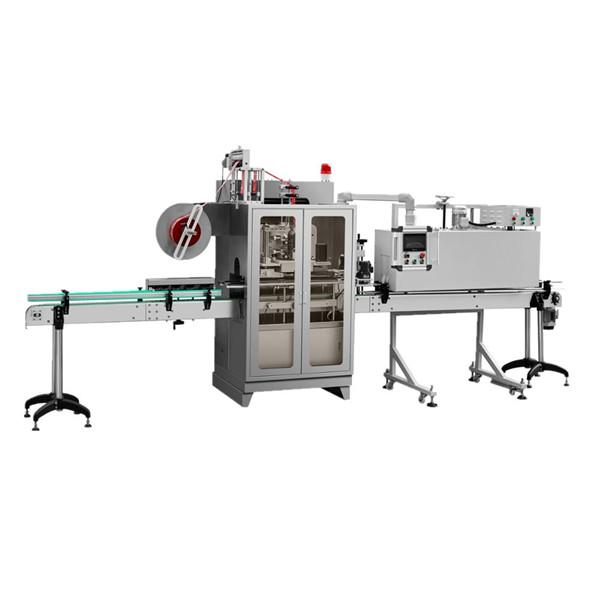 Oboustranný etiketovací stroj na láhev s vodou