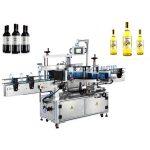 Stroj na nanášení etiket na lahve na víno, etiketovač na lahve na pivo