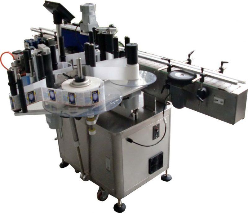Čína Omron štítek skladem elektrické oko automatické etiketovací stroj kosmetika lahvička etiketování dodavatel