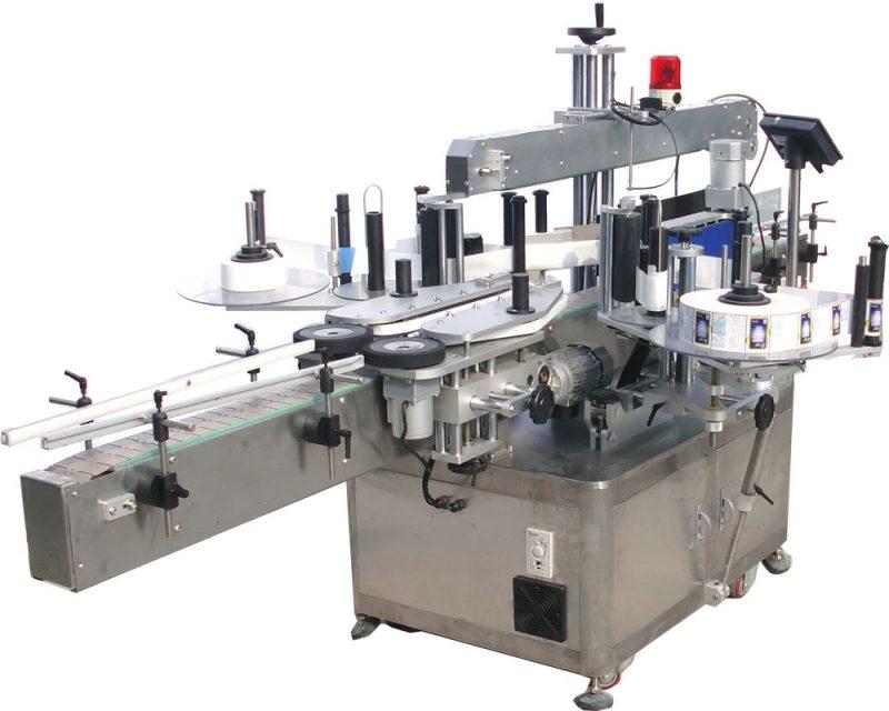 Čína up-press mechanismus špičkových lahví automatický stroj na označování lahví s dodavatelem certifikátu CE