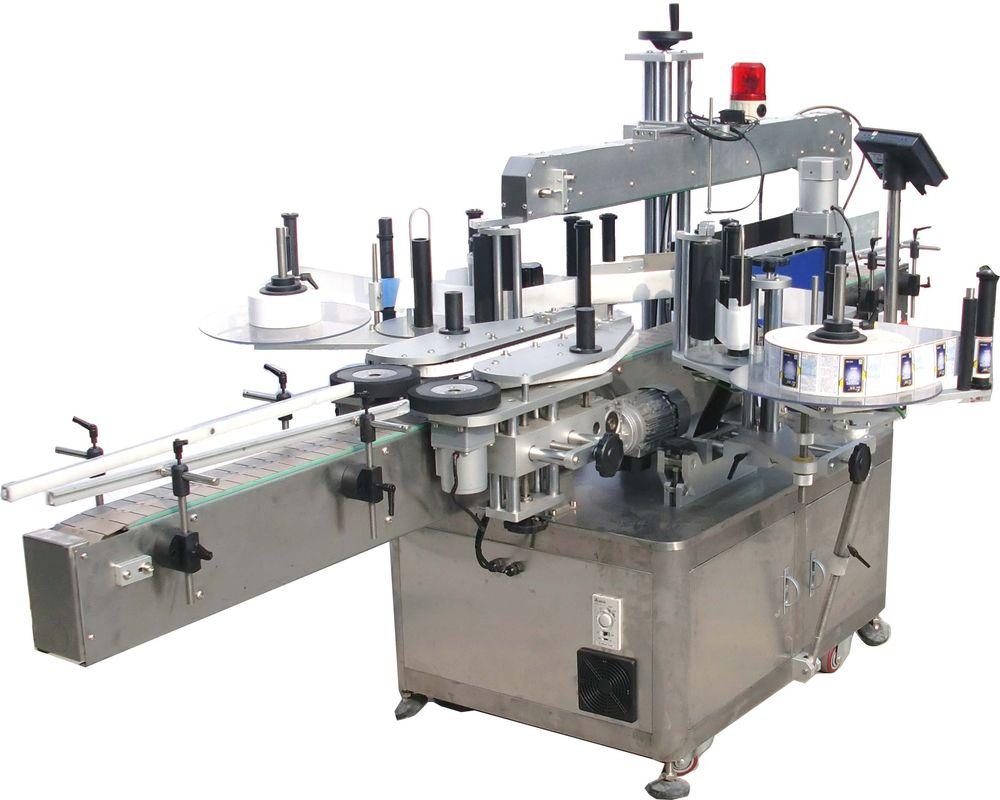 Vysokorychlostní oboustranný štítkovací stroj s hydraulickým olejem