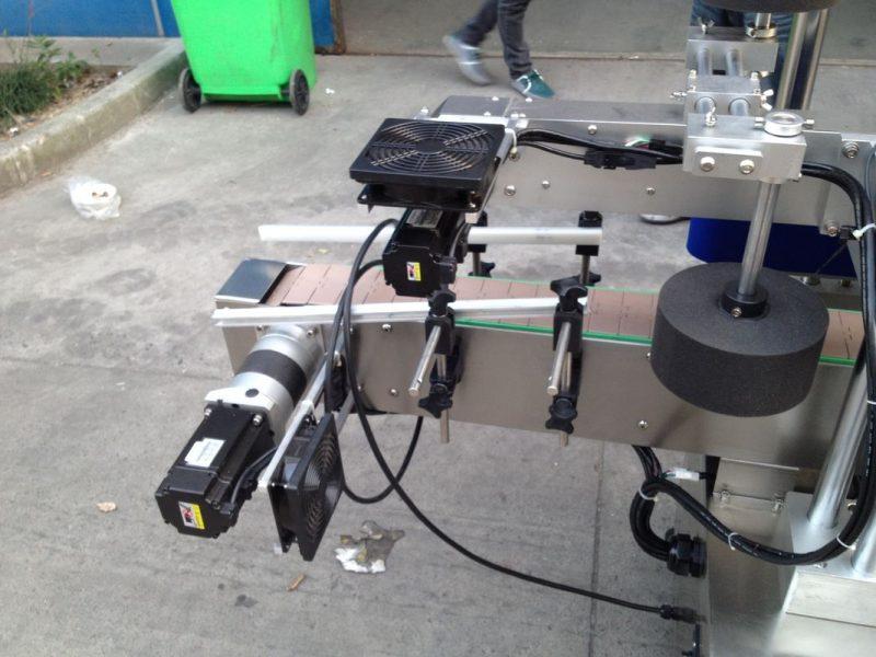 Čína studený / mokrý tavný lepicí štítek aplikátor stroj pro kulaté láhve 50HZ 380V napájecí zdroj dodavatele
